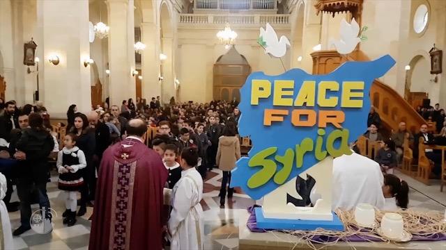 Resultado de imagen para Padre Mounir Hanachi, Salesiano en Damasco. L